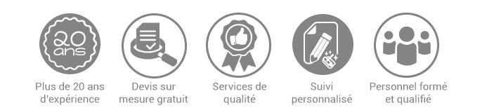 NIMS PESSAC Services de qualité Nettoyage industriel