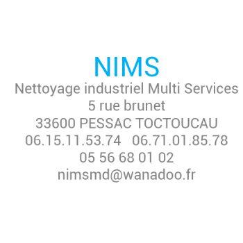 Adresse NIMS